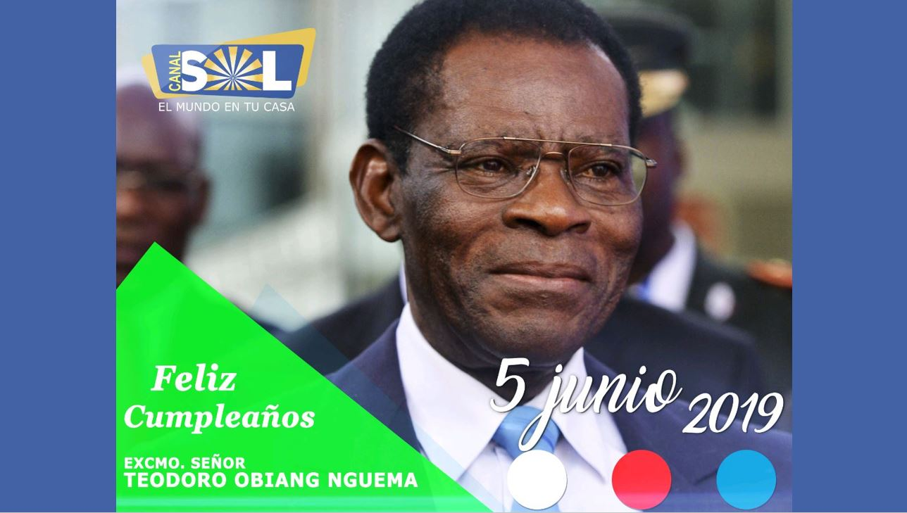 Excmo. Sr. Teodoro Obiang Nguema